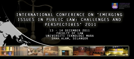 UiTM's International Conference on International Law 2011