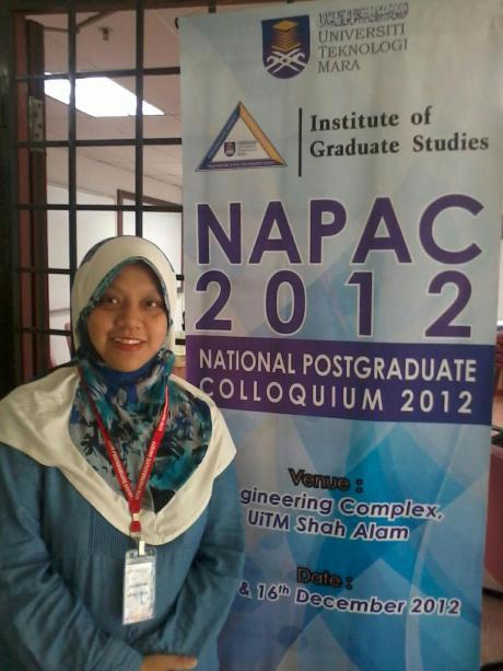 NAPAC Ani Munirah